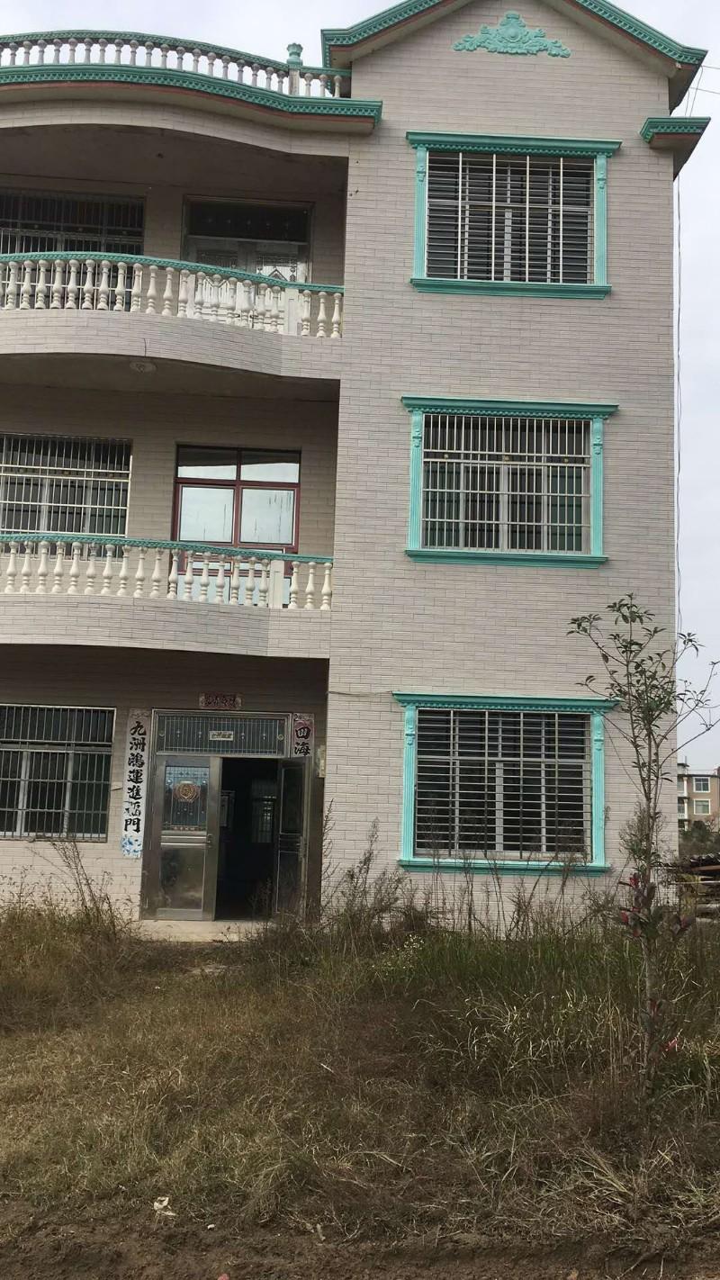 便宜出售三层新建自建房 420平米 车库白送