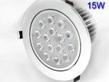 15w射灯包邮15瓦暖光LED明装展柜室内走廊天花餐厅灯装饰婚庆