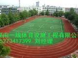 张家界慈利县塑胶跑道施工工艺湖南一线体育设施工程有限公司