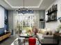 银川大宅别墅装修设计|拒绝刻板的家印象,蓝调畅想