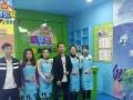 快乐梦想城儿童主题乐园免加盟费一站式包开业