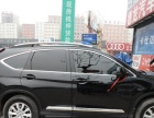 瓦房店新款的本田黑色CRV可做婚车婚庆,平时不忙