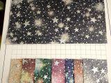 2014广州花都狮岭厂家特价热销pu皮革箱包鞋材放羊的星星皮革布