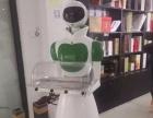 威朗机器人送餐机器人点餐迎宾机器人火锅店推车机器人