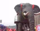 北京仿真恐龙出租 机械大象出租 硅胶机械大象租赁