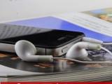 厂家批发礼品苹果耳机  ipod耳机 平入耳式MP3电脑耳塞