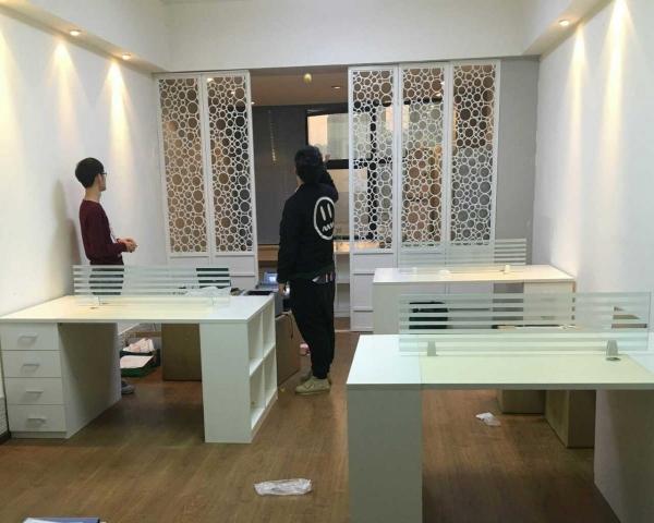 专业办公室设计及装修