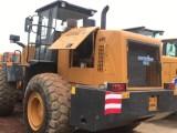 私人出售二手30小型装载机 二手龙工50侧翻装载机