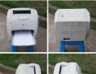 长期出售惠普1000.1200.A4纸不干胶打印机