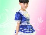 六一儿童演出服装幼儿小荷风采十一点半舞蹈服装女童舞蹈裙演出服