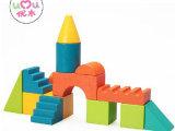 正品优木 积木 投影玩具 儿童早教益智木质大块趣味积木