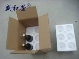 红酒包装箱,6只红酒包装泡沫箱,葡萄酒包装泡沫盒 红酒泡沫盒