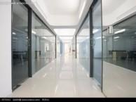 安装玻璃隔断 安装玻璃门 定做玻璃