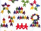 乐娃玩具,儿童益智玩具,幼儿园塑料积木,DIY玩具,叠叠高玩具