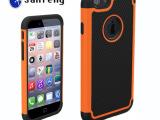 【苹果iphone6】PC防摔足球纹手机壳 绚丽时尚6s手机保护