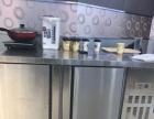 商用操作台冰柜保鲜工作台不锈钢冷藏柜冷冻柜平冷双温
