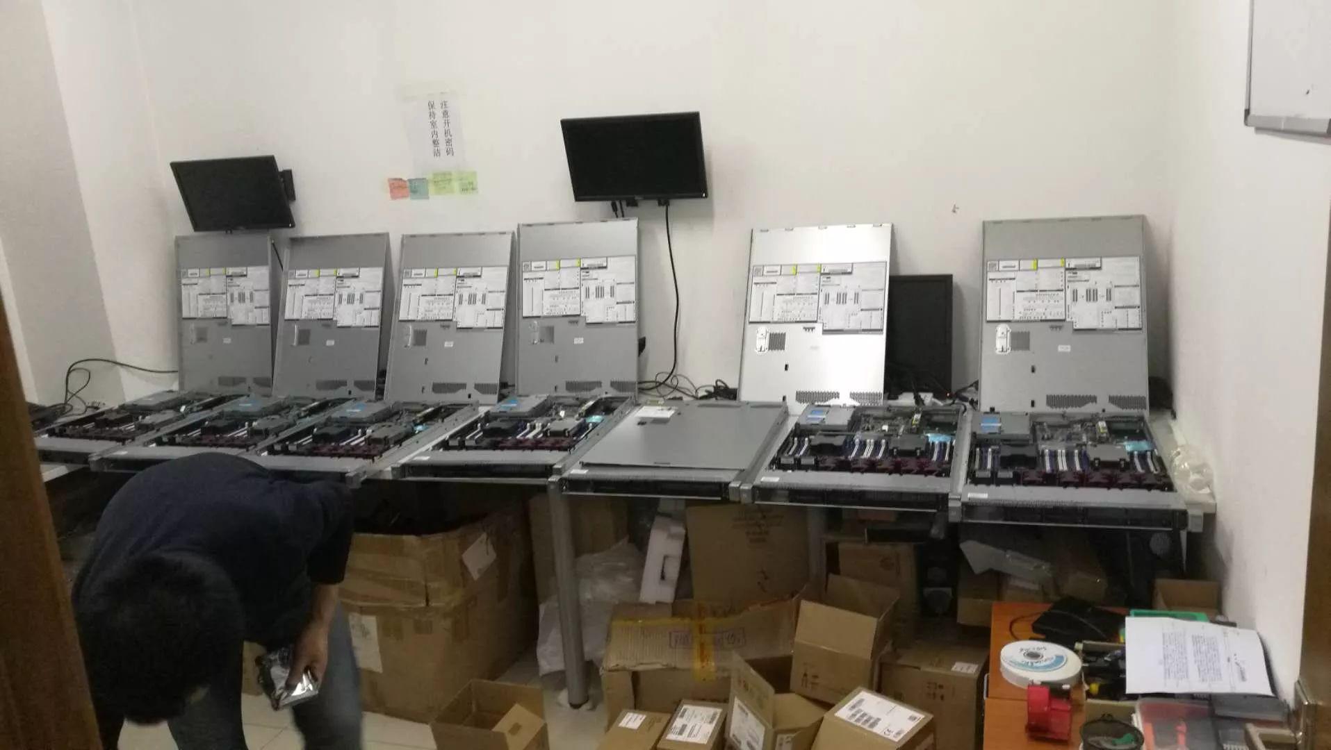 北京服务器维修站上门服务免费检测