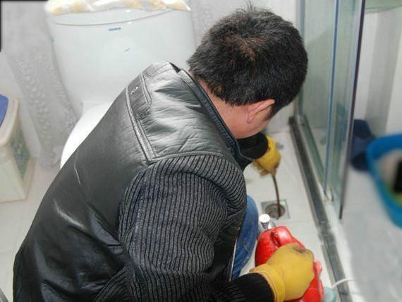 杭州疏通菜池 地漏 厕所下水道 马桶疏通 清理化粪池日夜服务