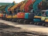 二手挖土机转让 三一55C-9二手挖掘机