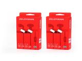 歌丽斯品牌G10 经典平耳耳机 立体声  线控耳机  厂家直销