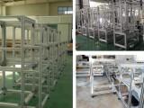 東莞工業鋁型材框架-自動化流水線鋁型材-鋁材工作臺-鋁材廠家