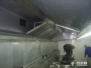 沈阳油烟管道安装清洗烟道清洗后厨食堂烟罩等清洗保洁