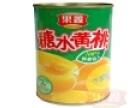 果鑫水果罐头 诚邀加盟