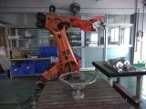 发动机方向盘曲轴缸盖机器人去毛刺应用案例
