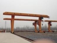 单梁行车回收 上海二手双梁行车回收 码头上龙门行车回收