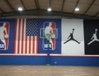700余平室內籃球館 羽毛球館 公司包場 團建活動