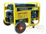 190A汽油发电电焊机发电带电焊机
