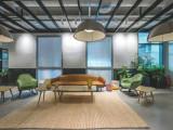 西安咨询服务公司办公室装修设计案例