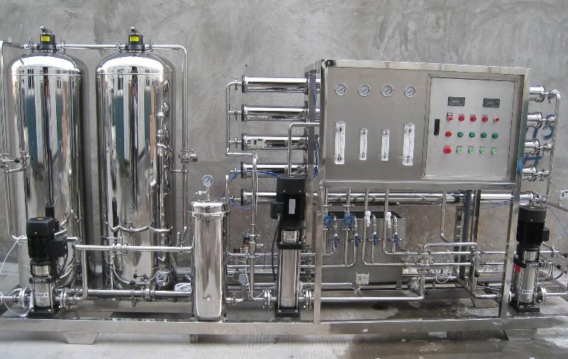 南阳反渗透纯水设备 方城县0.5T/H纯水机厂家直销