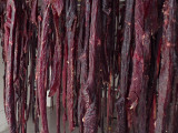 内蒙古风干牛肉干半成品 现炸现烤现卖食品 厂家批发 年货