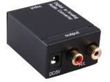 数字转模拟数字同轴光纤转模拟音频转换器D