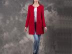 2015厂家直销女式双面羊绒大衣 欧美中长款女式双面羊绒大衣