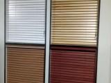 上海松江區定做窗簾車墩加工區遮陽卷簾鋁百葉窗簾定做電動窗簾
