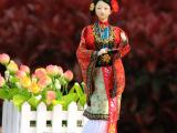 金陵十二钗-薛宝钗人偶 娟人娃娃 十二金钗中国红楼梦人形玩偶