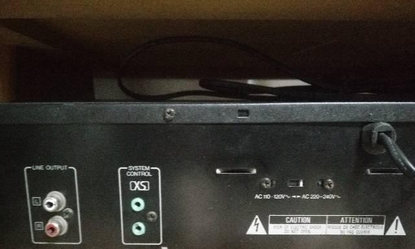 白菜价转让原装进口建伍CD机一台