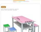 全新课桌,凳子,6套