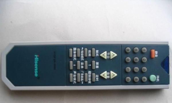全新海信遥控器,适配机型: tf2519h tf2506a/tf2507h tf2902d/tf2906