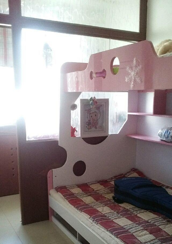 幸福花园 2室2厅1卫