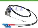 弘元鑫 厂家直销 J599 2芯光纤连接器(图)