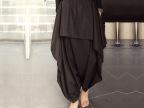 2014新款舞台装大裆裤男装另类裙裤 韩版哈伦裤 男宽松休闲裤
