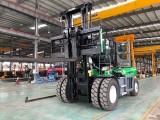 華南重工16噸叉車泉州廠家供應16噸叉車支撐梁起升