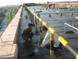 呼市专业做防水,修烫房顶,专业保修