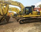 原装小松和220等二手挖机工程机械市场