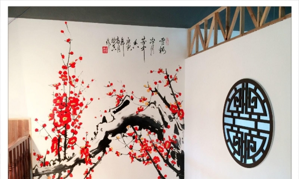 宁波墙绘涂鸦3d画手绘墙立体画壁画彩绘