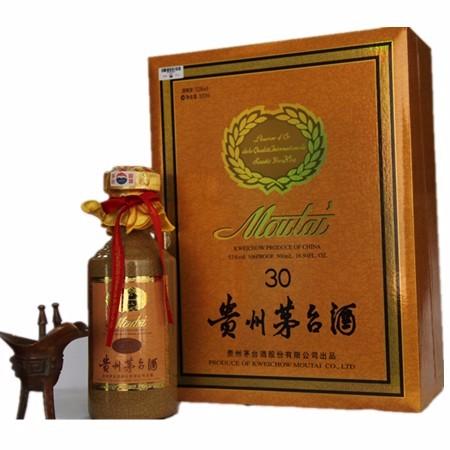 北京回收30年茅台酒瓶 礼盒空酒瓶回收价格多少钱一套?