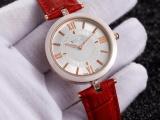 2015新款女士石英表高仿瑞士品牌蓝宝石手表批发淘宝微商一手货源